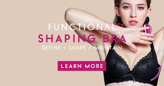 Shape up with our Bras