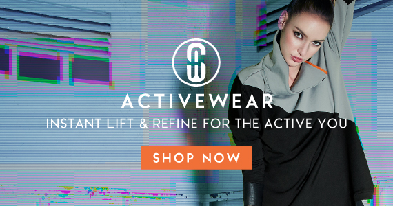 Activewear that shapes