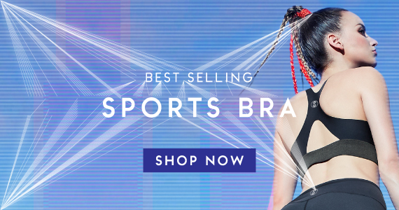 Sports Bras you'll love!