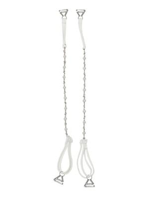 Pearl bra straps