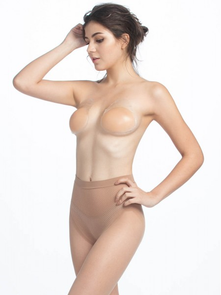 Breast Lifting Nude Bra