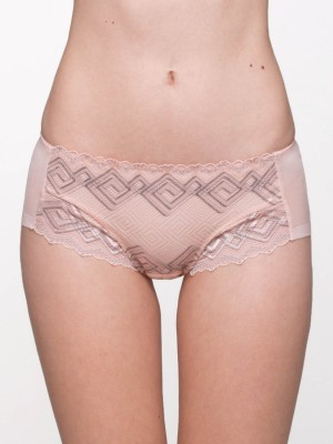 Lace Seamless Brief