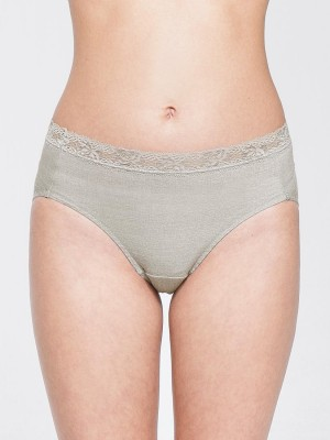 Cotton Blended Hipster Brief 2 pack