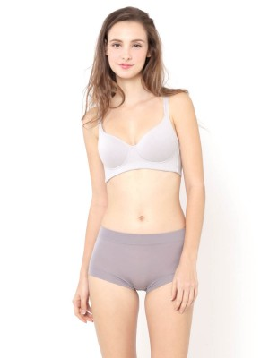Non-wired Moulded Sports Bra