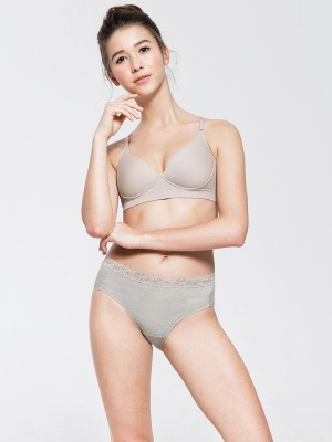 Non-wired Bamboo Seamless Bra