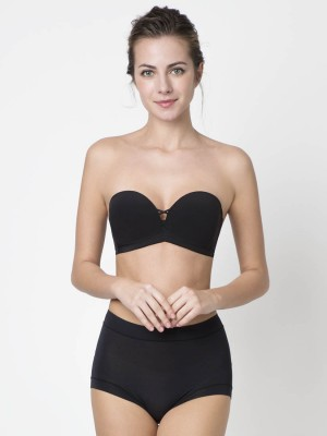 Wireless Half-cup Bra