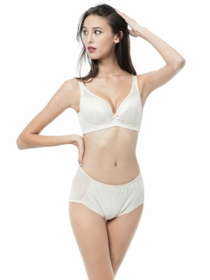 Lace Minimizer Soft Cup Bra