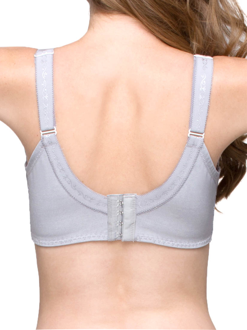 Lace Full Cup Bra Grey Satami Online