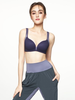 Deep V Wireless T-Shirt Bra