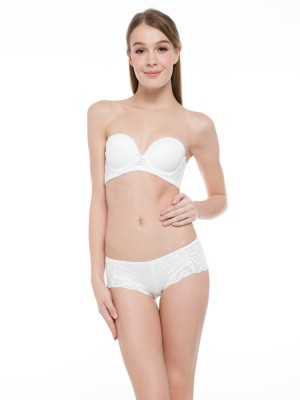 Push-in Moulded Balconette Bra