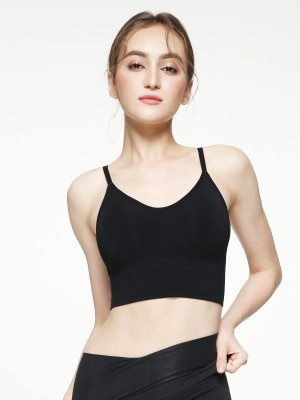 Modal® Seamless Non-wired Cami Bra with Removable Padded