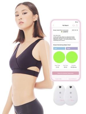 CAREBra® with Breast Health Monitoring Device