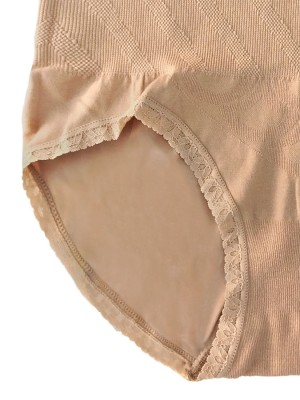 Seamless High-waist Lite-control Brief