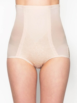 Hi-waist Control Brief
