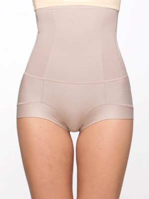 Hi-waist Strong Control Brief