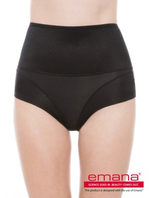 Emana® High Rise Lite-control Seamless Brief