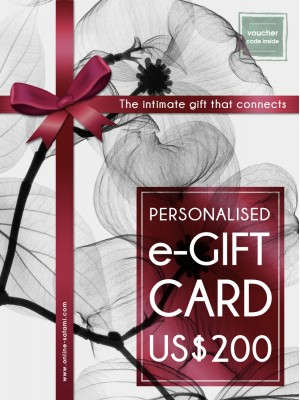 E-Gift Card with US$200 Voucher