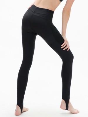 Emana® Side-Pocket Ankle Strap Leggings