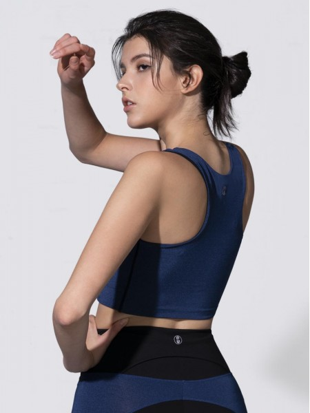 Racer Back Sports Bra Top with Magnetic Therapy