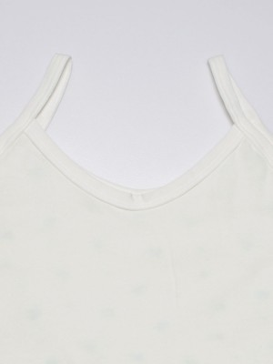 Organic Cotton Girls' Cami